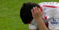 Luis Suárez lloró tras empate entre el Liverpool y el Crystal Palace